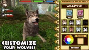 终极狼群模拟器2中文版图4