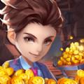 挖矿富二代游戏无限金币破解版下载 v1.0