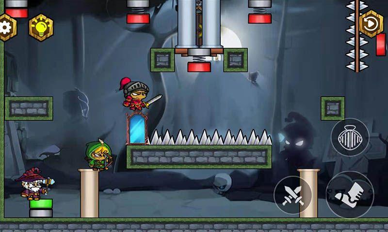 魔堡奇兵安卓游戏无敌版下载安装图1: