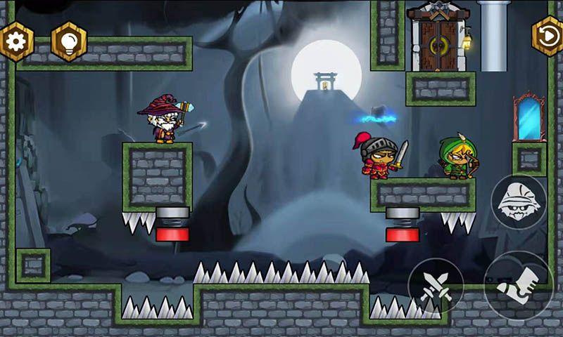魔堡奇兵安卓游戏无敌版下载安装图5: