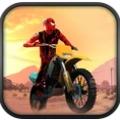 蜘蛛侠自行车游戏