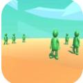 人类奔跑3D游戏