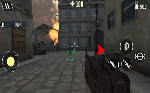 二战前线突击队游戏安卓版免费下载图1: