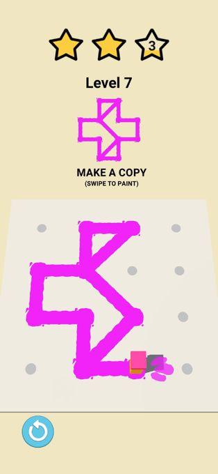 Line Paint游戏安卓版免费下载图2: