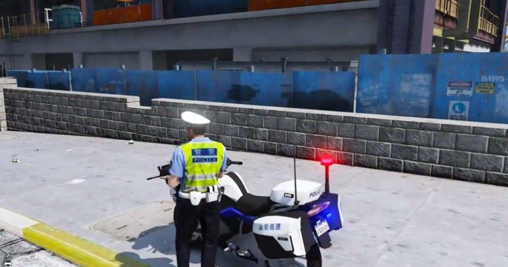 中国警察模拟器手机版安卓游戏图1: