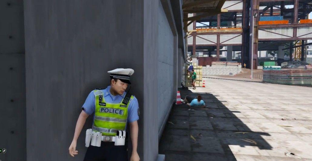 中国警察模拟器手机版安卓游戏图4: