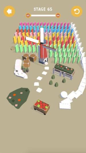 多米诺村游戏安卓版免费下载(Domino Village) 图片2