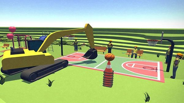 挖掘机施工队模拟中文手机版下载图2:
