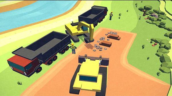 挖掘机施工队模拟中文手机版下载图4: