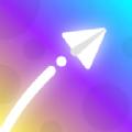 色彩纸飞机安卓版