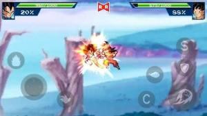 龙珠传奇z勇士无限金币版图3