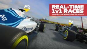 F1赛车移动游戏安卓版最新下载图片2