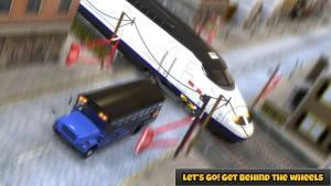 欧洲列车总线模拟器破解版图5