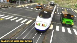 欧洲列车总线模拟器破解版图3
