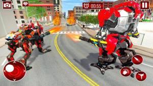 警犬变形机器人游戏最新安卓版下载图片1