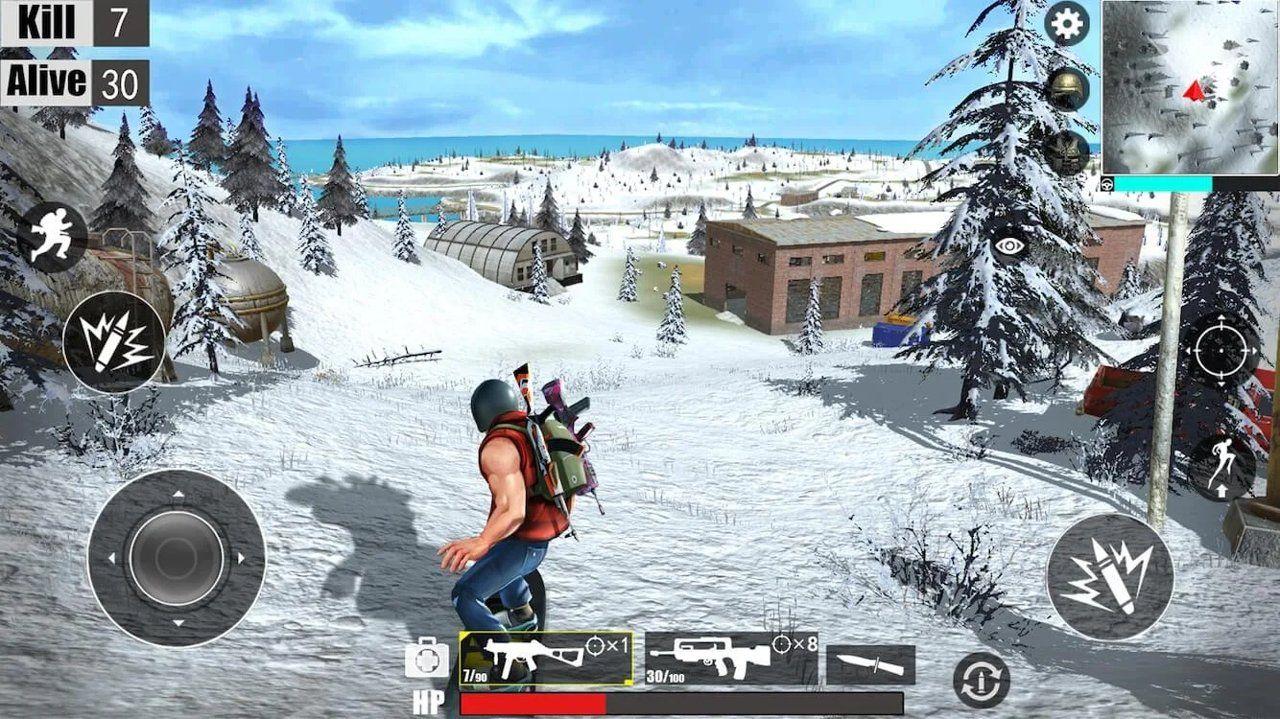 全军吃鸡刺激战场单机游戏下载安装图5:
