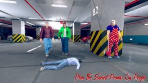 杀手小丑生存模拟中文版图3