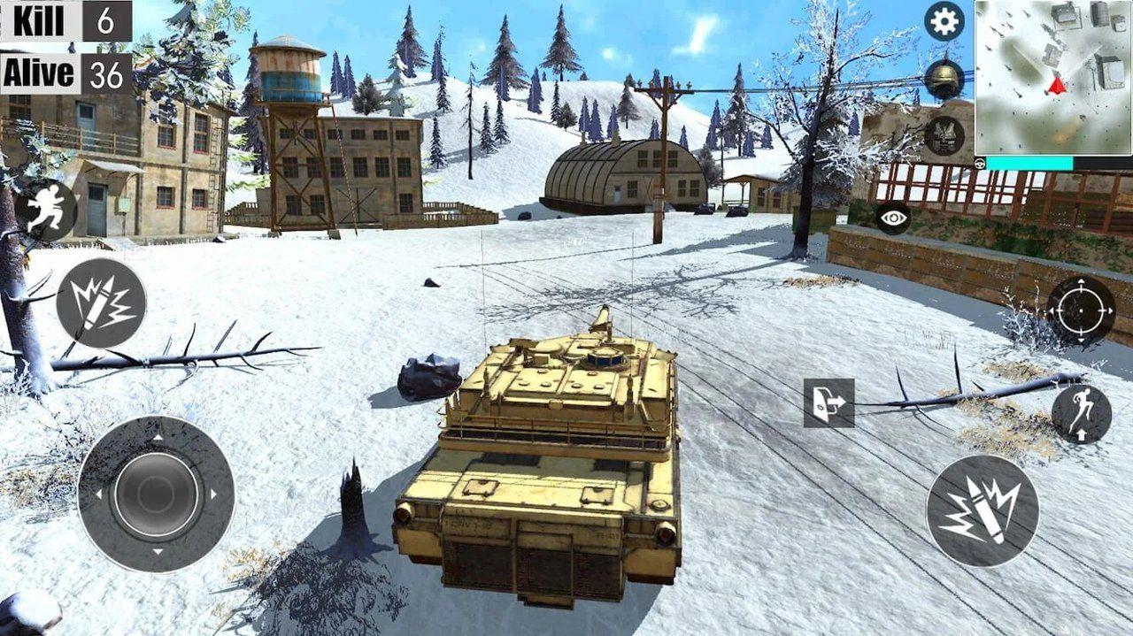 全军吃鸡刺激战场单机游戏下载安装图4: