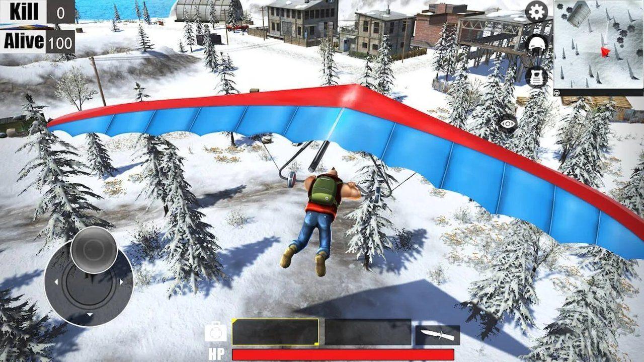 全军吃鸡刺激战场单机游戏下载安装图3: