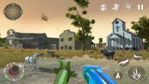 山羊逃杀模拟器无限金币破解版图片4