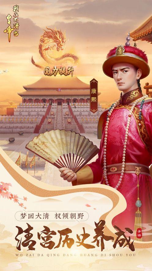 我在大清当皇帝HD手游官方最新九游版下载图5: