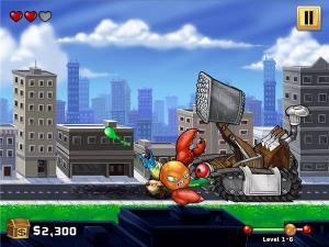 愤怒的章鱼哥游戏图2