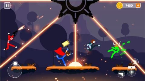 棒影超级战士战斗游戏最新版官方下载图片2