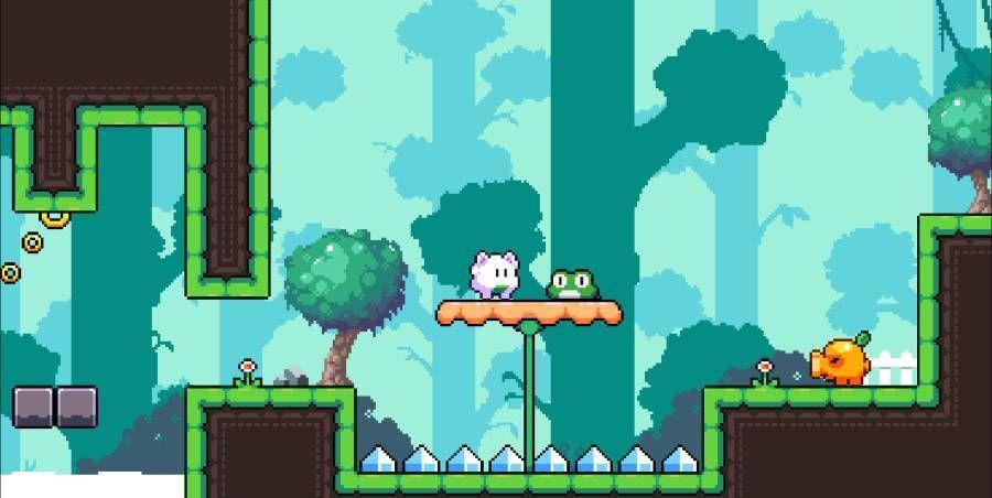 像素泡泡传说游戏安卓版图片1