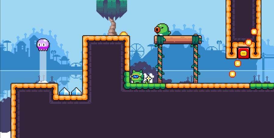 像素泡泡传说游戏安卓版图片3