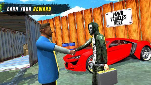 汽车神偷模拟游戏手机版下载图片1