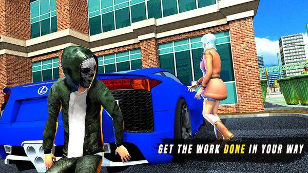 汽车神偷模拟游戏手机版下载图片3