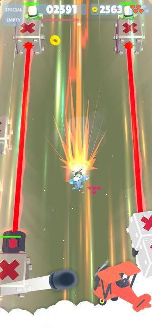爆破飞行游戏图6