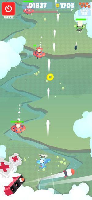 爆破飞行游戏图3
