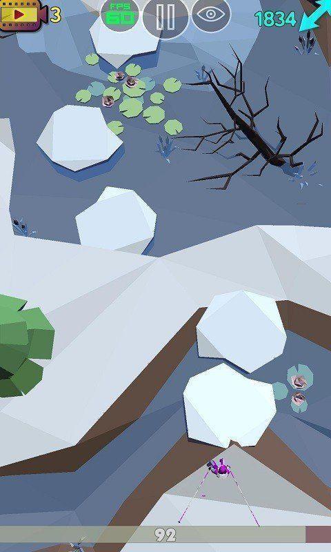 滑雪比赛游戏安卓版2020下载图片2