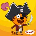绮奇猫海盗宝藏游戏