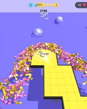 叶子清除3D游戏图2