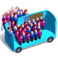 微信挤车车游戏