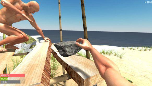 手部模拟器生存中文破解版下载(Hand Simulator Survival)图1: