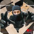 小偷银行抢劫案抢劫模拟器无限生命汉化版下载 v1.1
