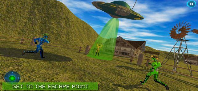 绿区51外星人逃生无广告中文破解版图2: