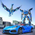 独角兽机器人汽车飞马中文版