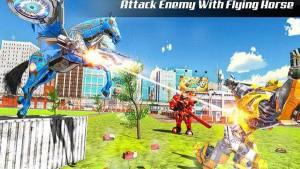 独角兽机器人汽车飞马中文版图1
