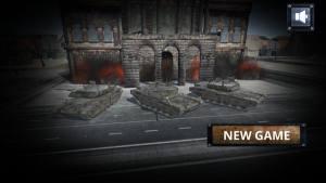 坦克部落火的世界3D中文版图3