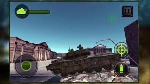 坦克部落火的世界3D中文版图1