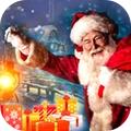 圣诞老人礼物交付游戏