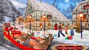 圣诞老人礼物交付游戏安卓最新版图片1