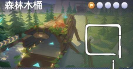 跑跑卡丁车手游在树洞中搜寻宝藏怎么做?树洞中搜寻宝藏位置攻略[视频][多图]图片1