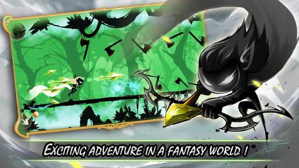 史迪克曼冒险游戏无限金币下载图片3