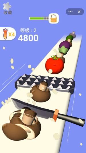 完美切菜3D减压游戏APP下载图片3