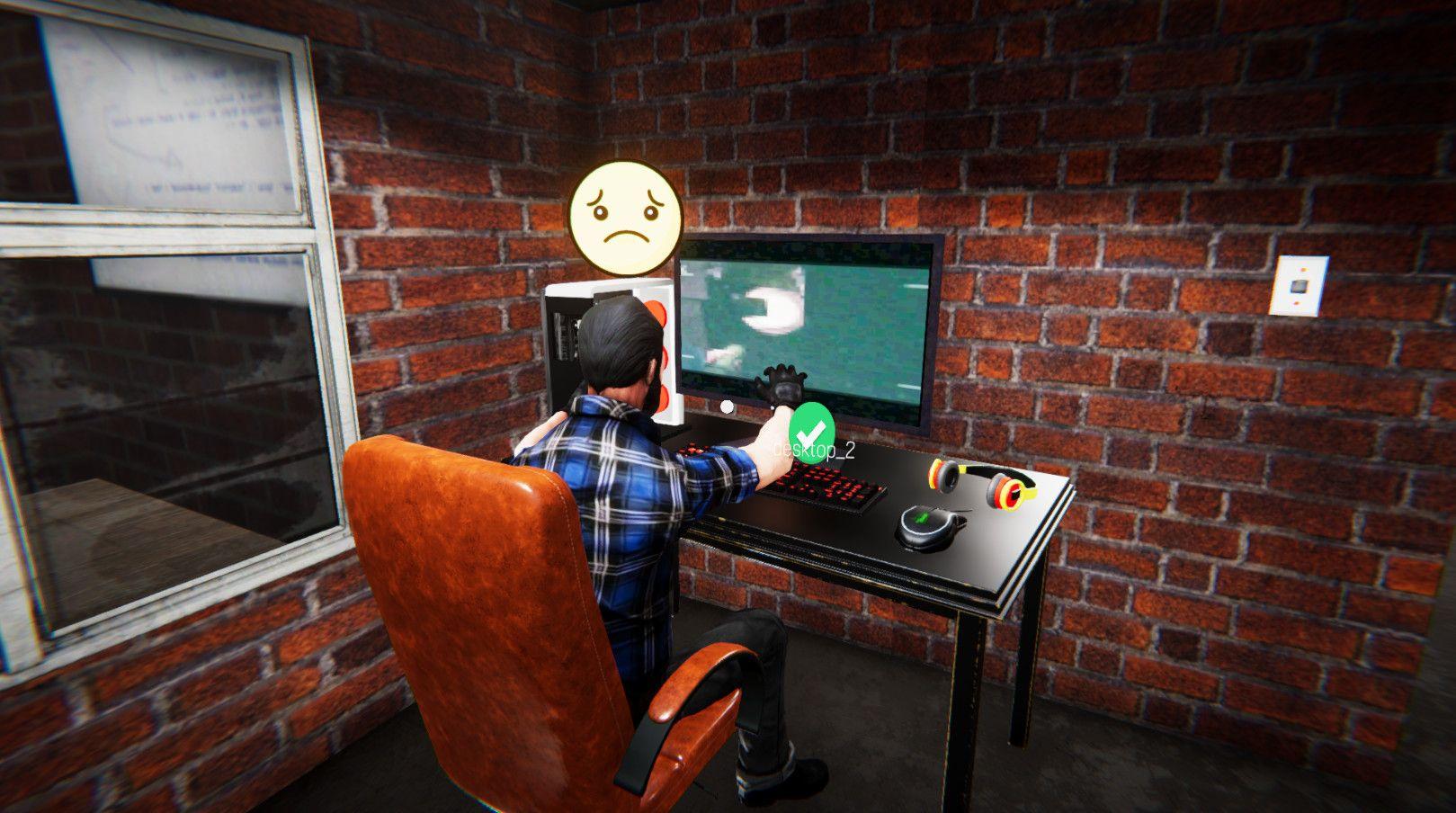 网吧老板模拟器游戏中文手机版下载 v1.4截图